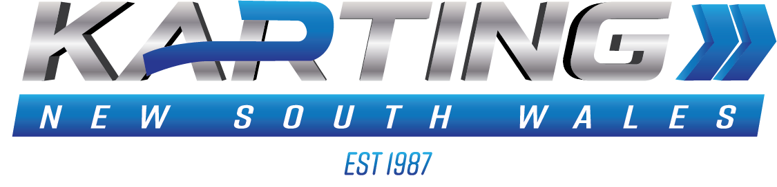 Karting New South Wales Logo