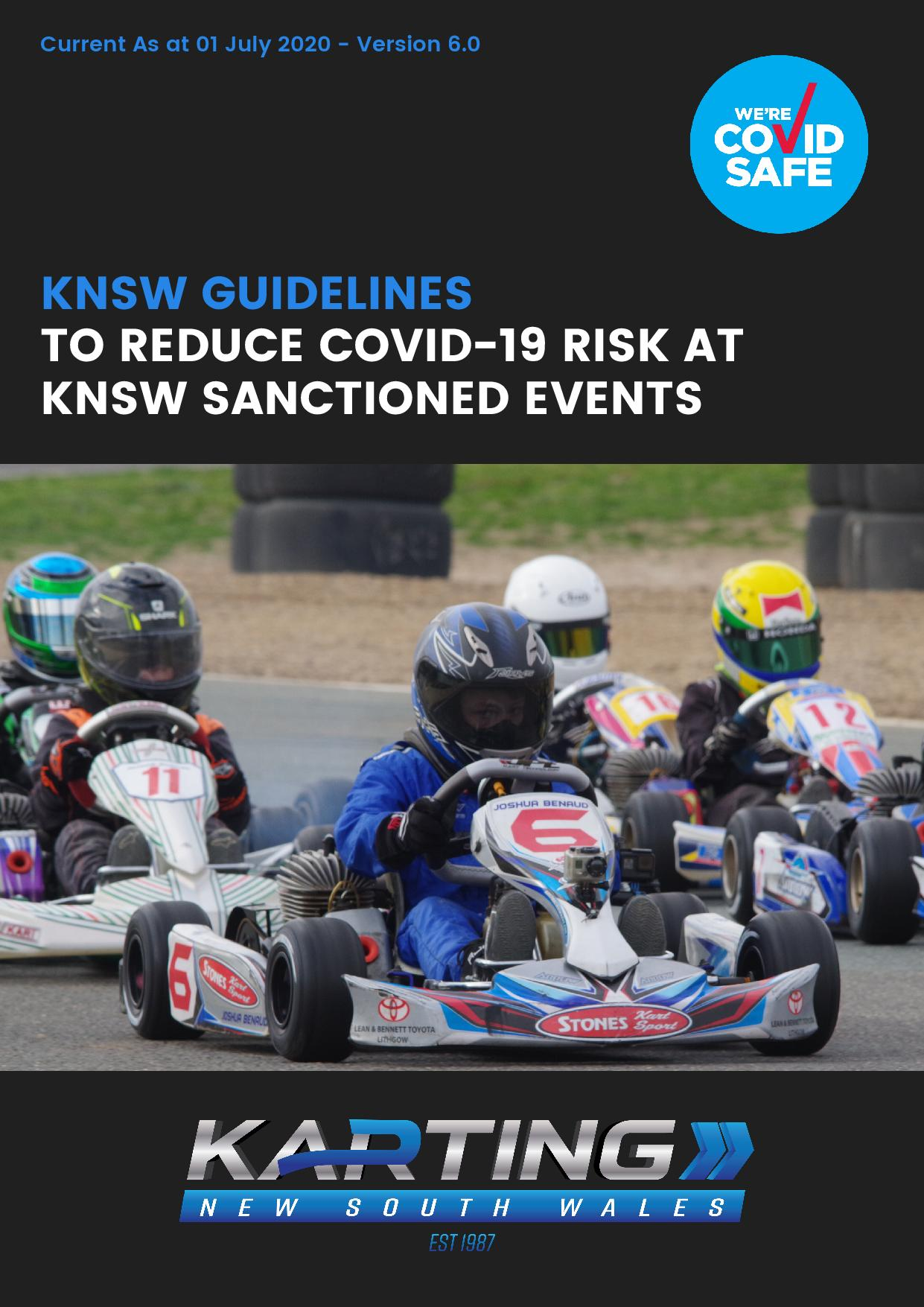 KNSW COVID-19 Guidelines Version 6.0