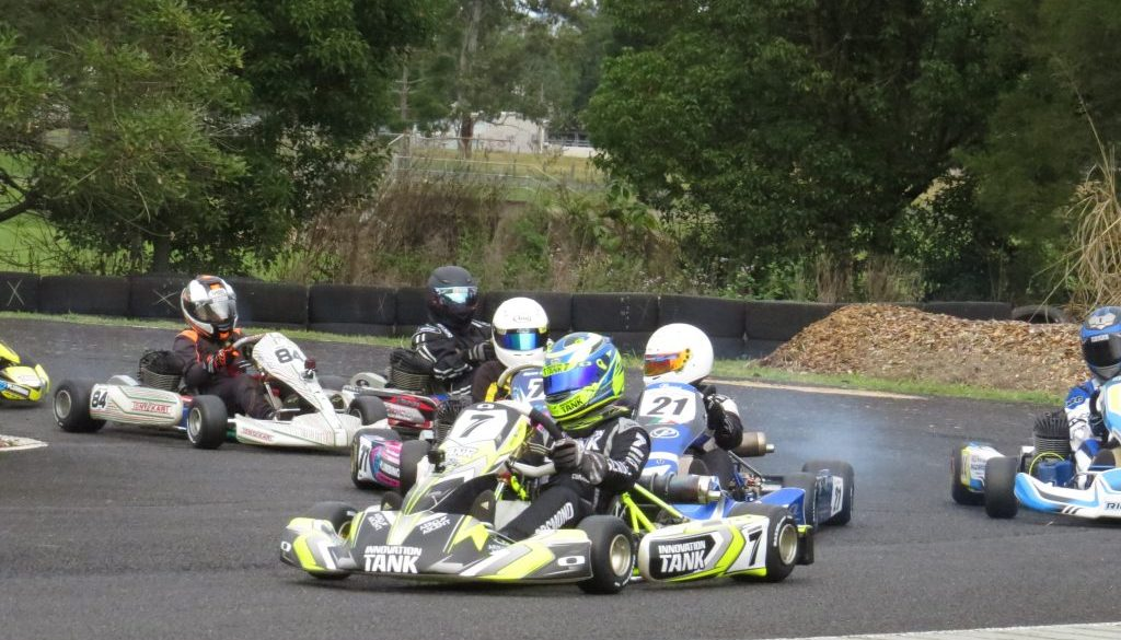 Lismore Kart Club Racing New South Wales
