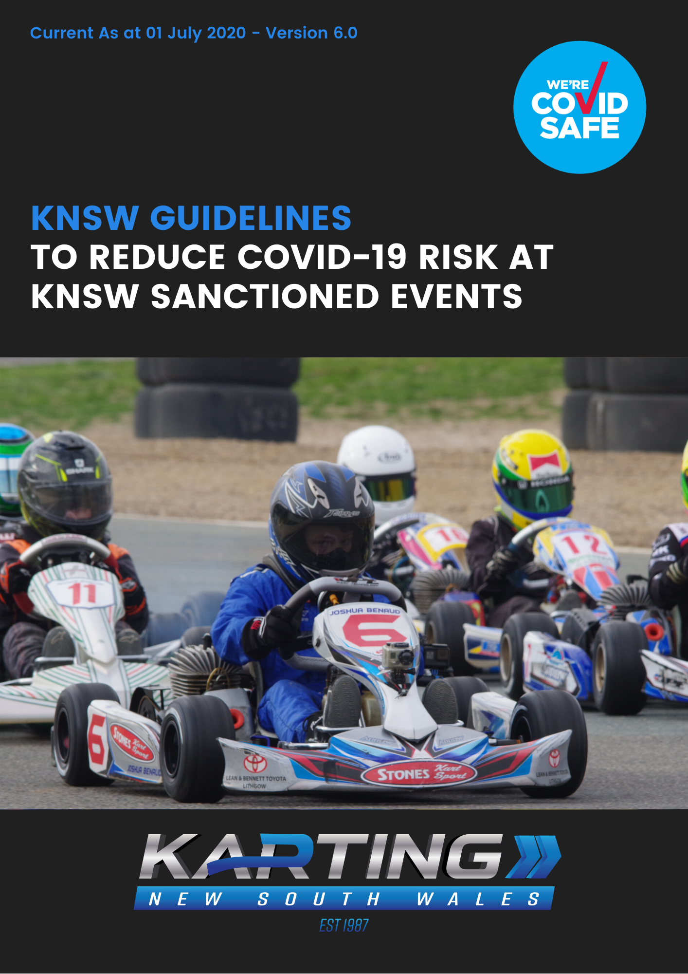 KNSW Guidelines - 01 July 2020 Cover