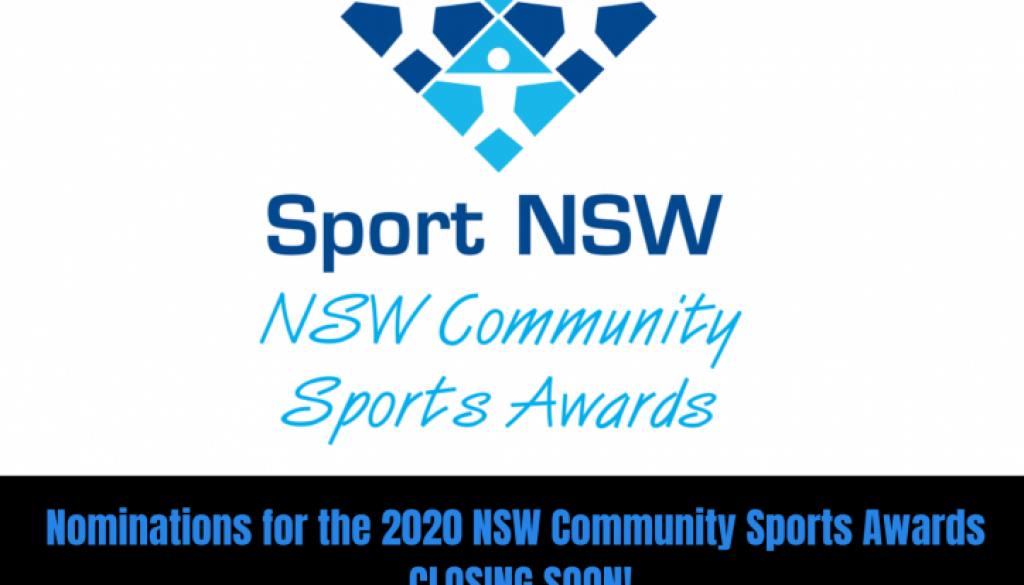 Sports NSW Community Awards