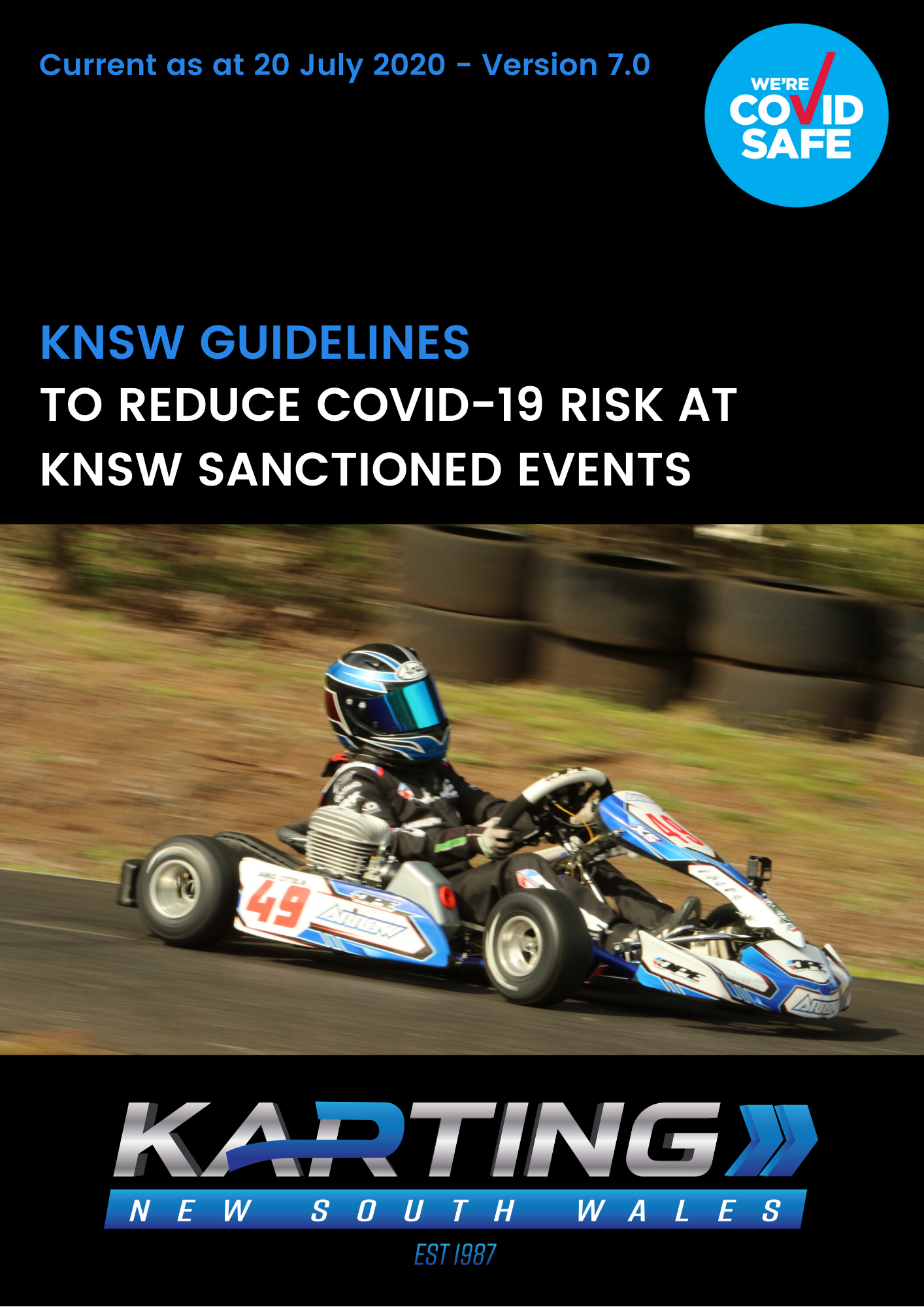 KNSW Guidelines Cover