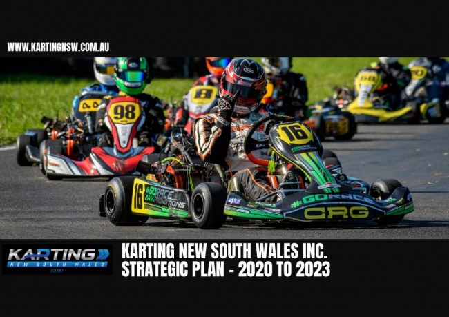 Karting New South Wales Inc. Strategic Plan 2020-2023