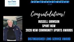 Russell Grimson
