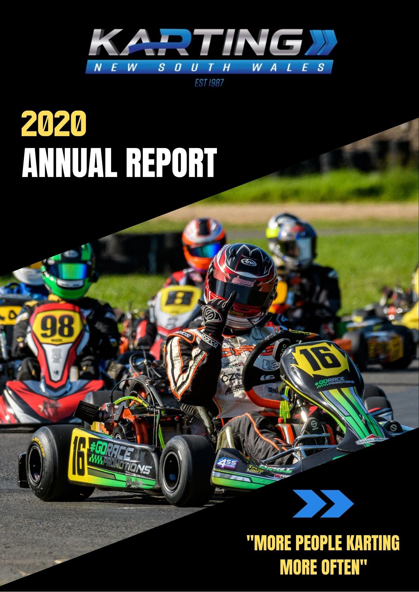 DRAFT KNSW ANNUAL REPORT