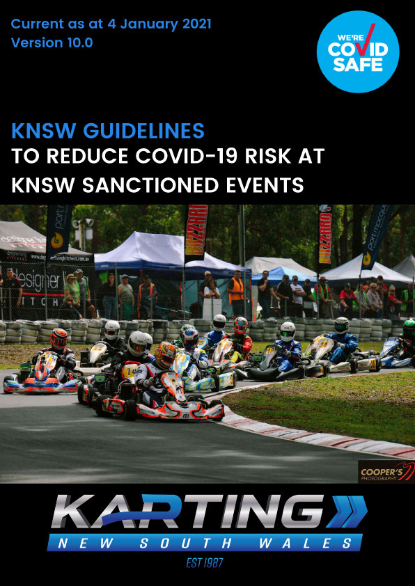 KNSW COVID-19 Guidelines v10.0. Updated 4 January 2021.