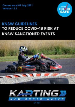 KNSW COVID-19 Guidelines v12.1 Updated 8 July 2021.