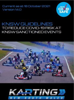 KNSW COVID-19 Guidelines v14.0 Updated 18 October 2021.